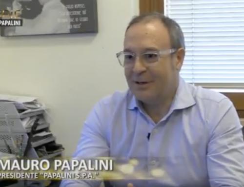 Storie: Mauro Papalini, presidente Papalini Spa