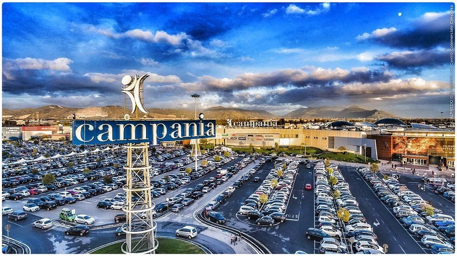 Campania : Sito ufficiale del centro commerciale di ...