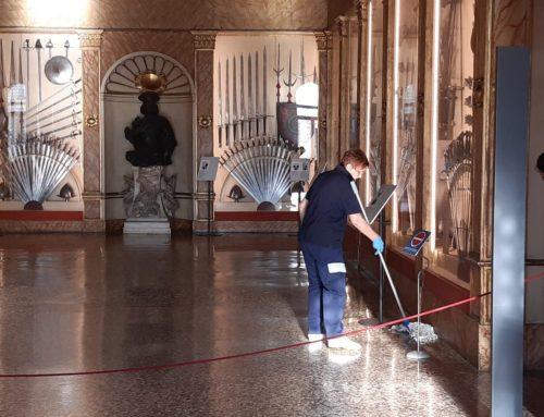 #bellezzainsicurezza a Palazzo Ducale